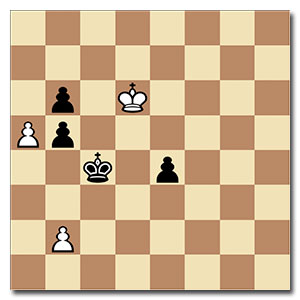 CKT 006: A Beautiful Chess Study by Kubbel.
